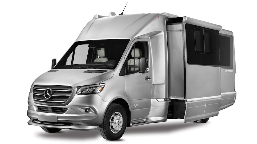 Best Class B RV Floorplans with Slide Outs