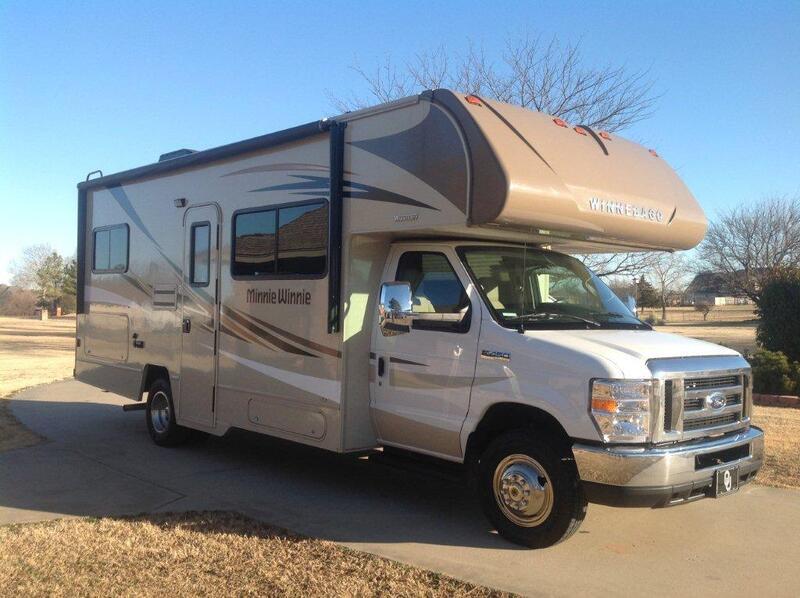 Best Class C RV Rentals Oklahoma City Ext
