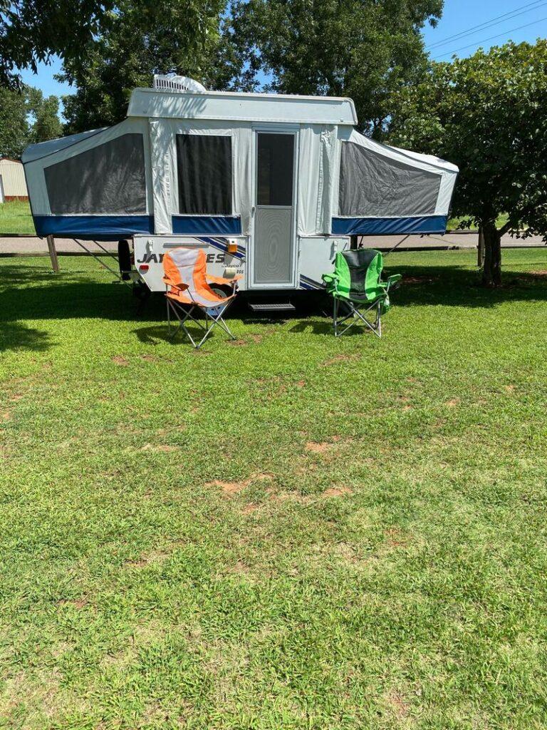 Best Folding Tent Camper Rentals Oklahoma City Ext