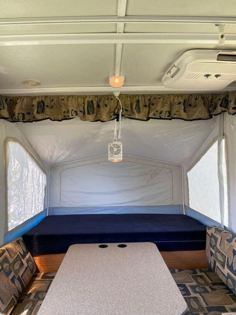 Best Folding Tent Camper Rentals Oklahoma City Int