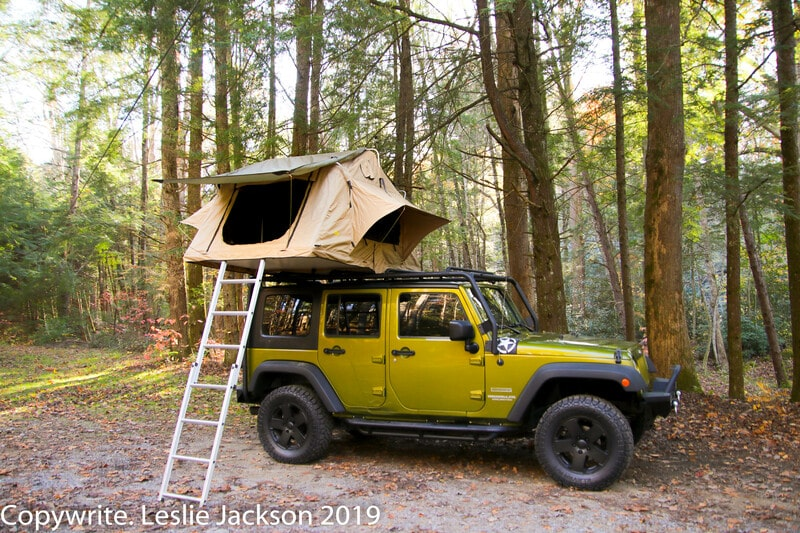 Best Rooftop Tent Rental Knoxville Ext