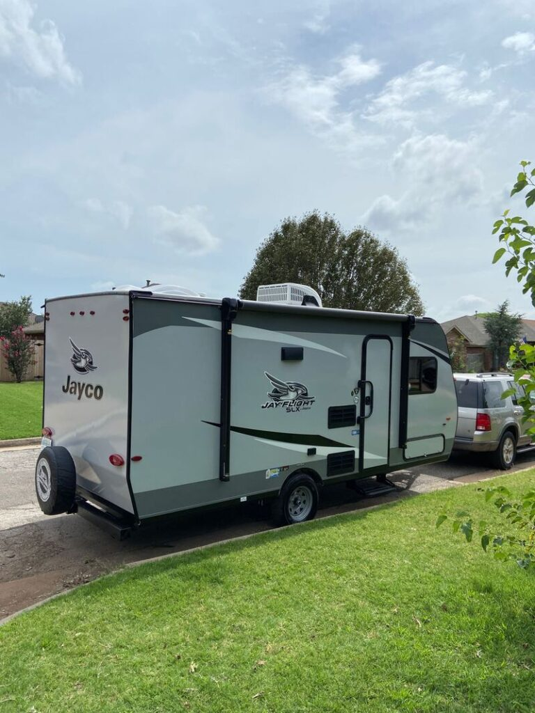 Best Small Camper Rentals Oklahoma City Ext