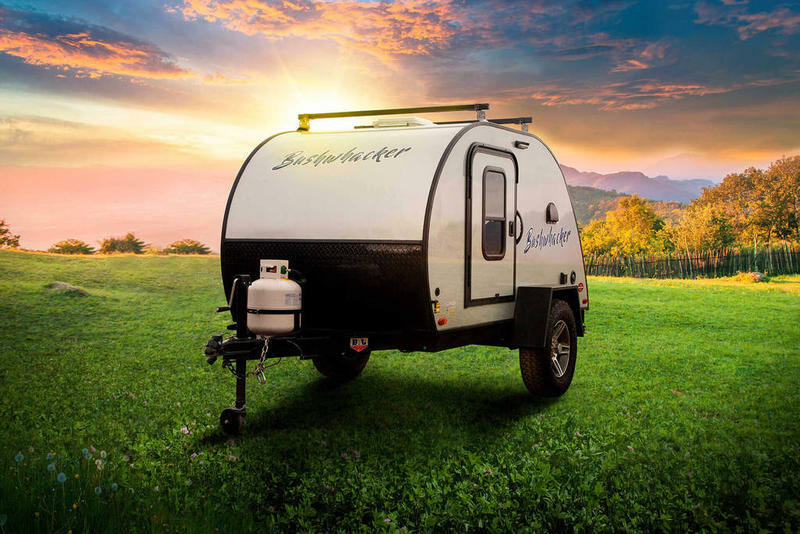 Best Teardrop Camper Rental Knoxville Ext