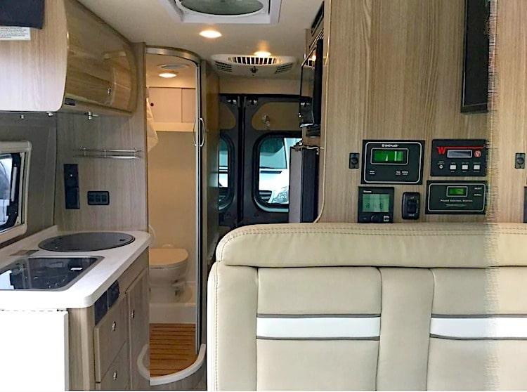 Campervan RV Rental Savannah