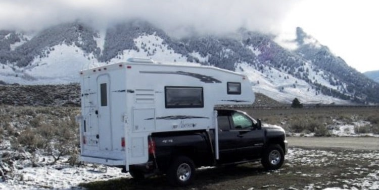 Northstar all season truck camper ext