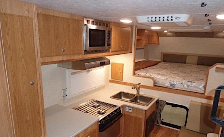 Northstar truck camper int