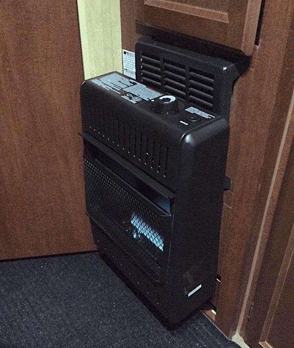 ProCom Liquid Propane Ventless Ice House Heater