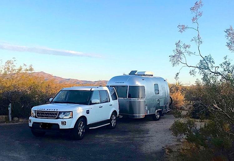 Travel trailer rental el paso tx