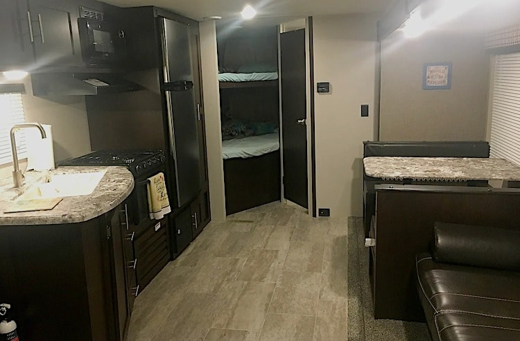 Travel trailer rental lafayette louisiana