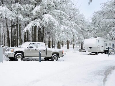 What's Included in an RV Arctic Package?