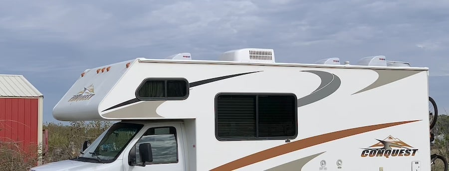 Will My RV Air Conditioner Run on 110 Electric Power