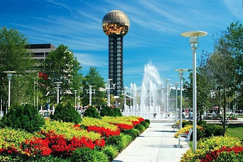 Worlds Fair Park Knoxville