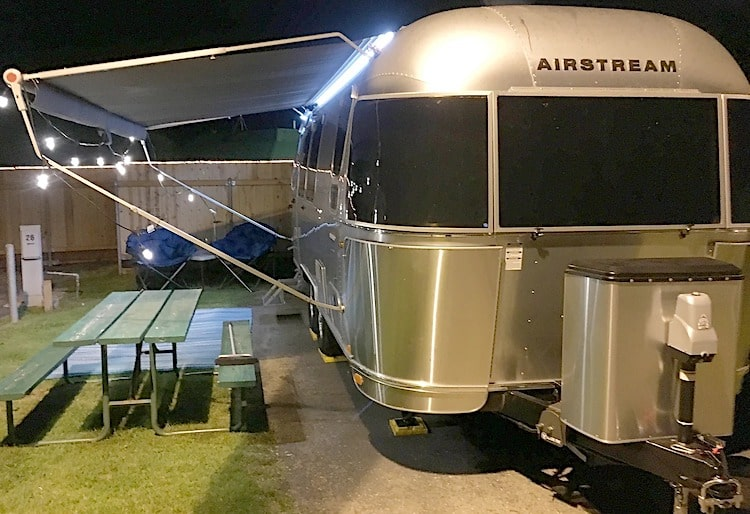 airstream trailer rv rental bakersfield ca