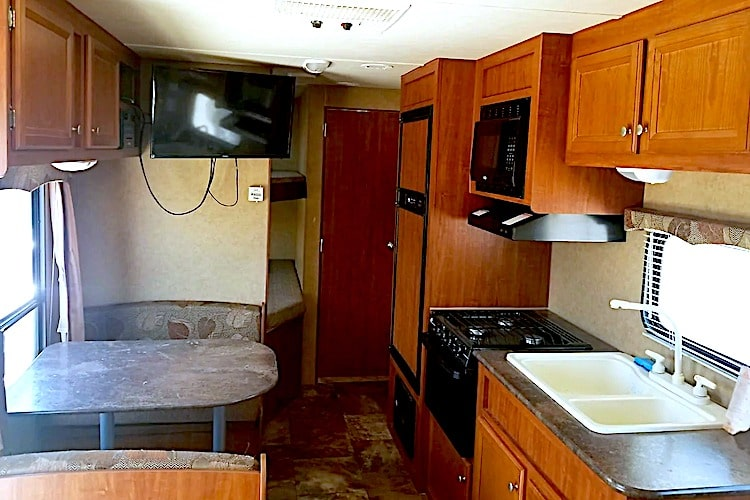 cheap rv rental el paso