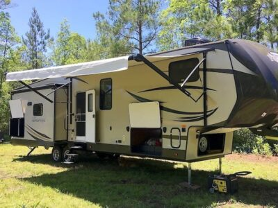 free delivery RV Rental Savannah