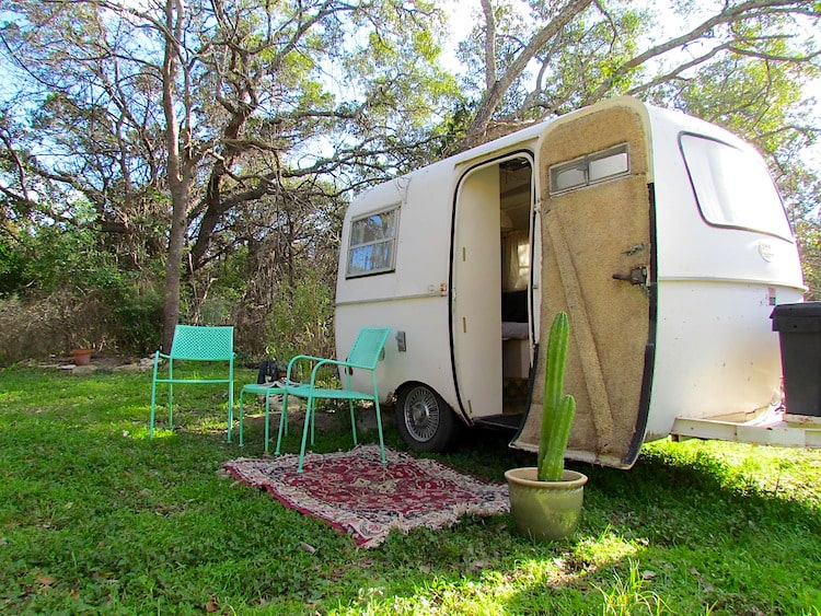 small cheap camper rental augusta ga