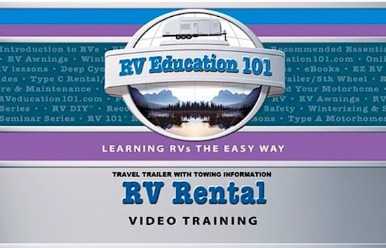 RV Rental Course
