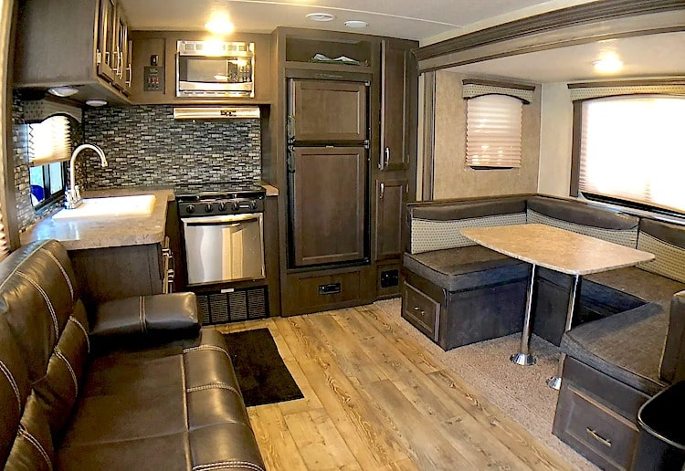 travel trailer rv rental bakersfield