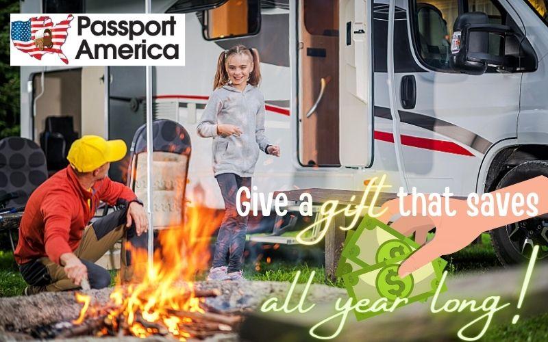 Passport America Discount Camping Club~Save 50%