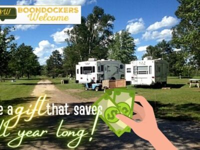 Boondockers Welcome Free RV Camping Review