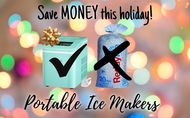 5 Best Portable Ice Makers for an RV