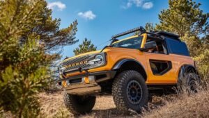 Ford Bronco Can Tow a Camper or Be Flat Towed!