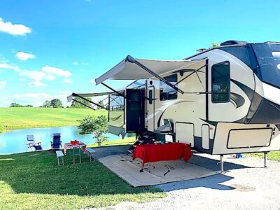 5th wheel RV rental lexington KY