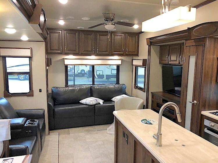 5th wheel rv rental greenville sc