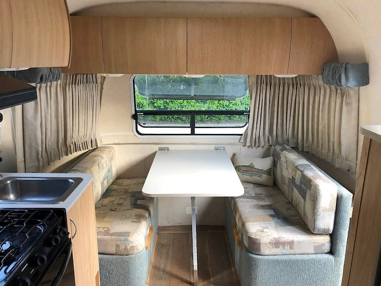 Airstream RV trailer rental greenville