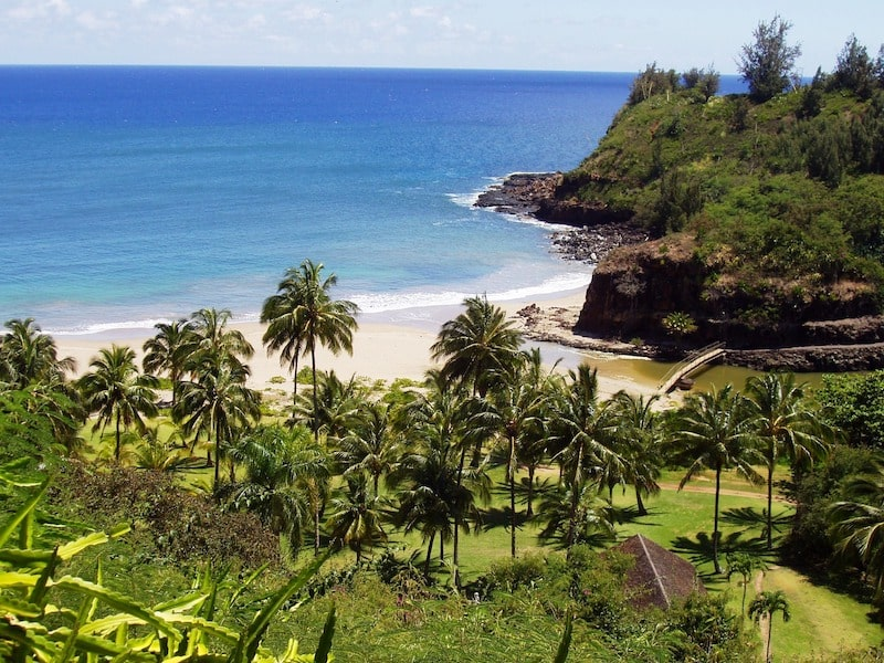 Allerton Garden Kauai Hawaii
