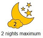 BW max nights you can stay