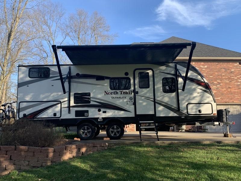 Best Affordable Camper Rental Louisville Ext