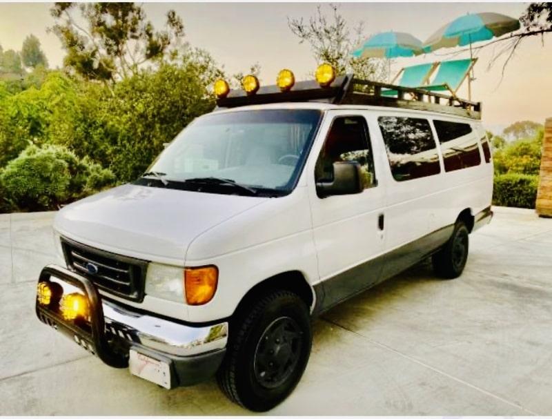 Best Camper Van Rental Hawaii Ext