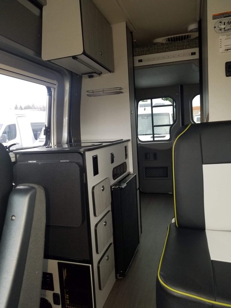 Best Class B RV Rental Portland Int