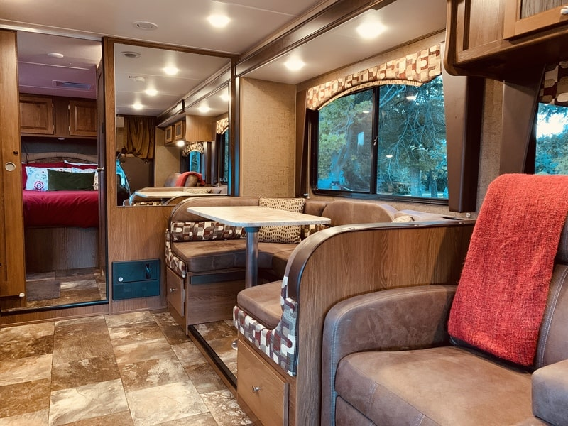 Best Class C RV Rental Portland Int