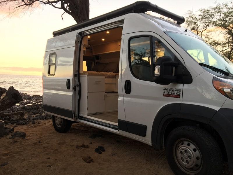 Best Pet Friendly Camper Rental Hawaii Ext