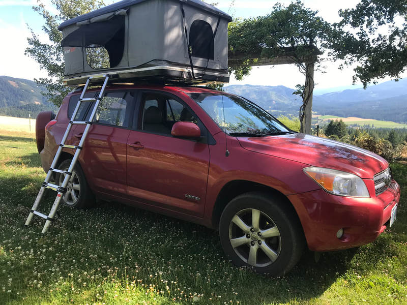 Best Rooftop Tent Rental Portland Ext