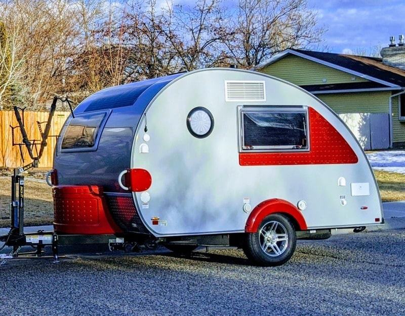 Best Teardrop Camper Rental Idaho Falls Ext