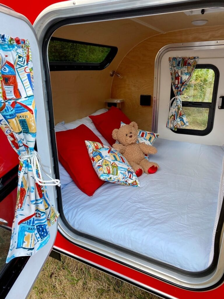 Best Teardrop Camper Rental Portland Int