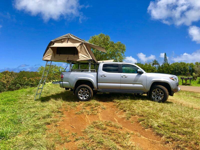 Best Truck Camper Rental Hawaii Ext 2