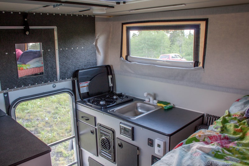 Best Truck Camper Rental Idaho Falls Int