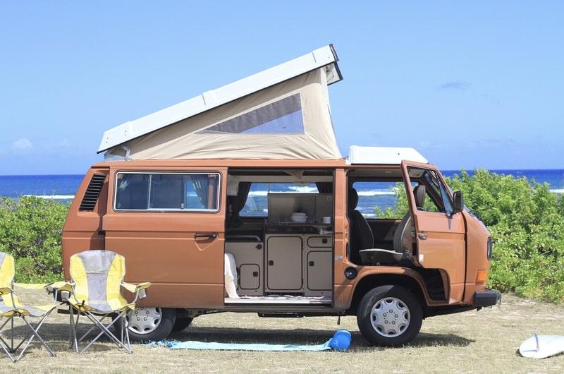 Best Vintage Camper Rental Hawaii Ext