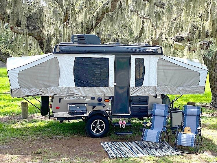 Best popup camper rental tampa