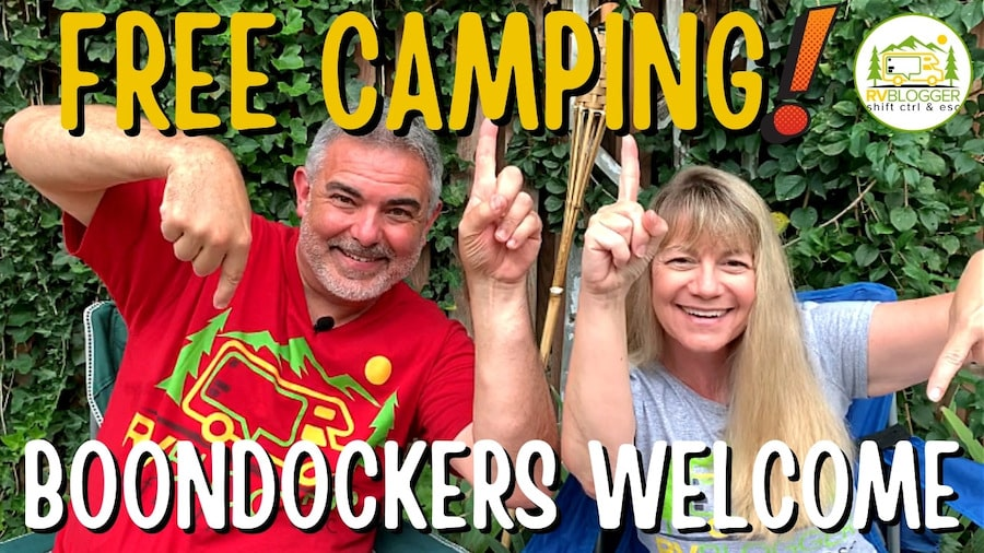 Boondockers Welcome free camping review discount code
