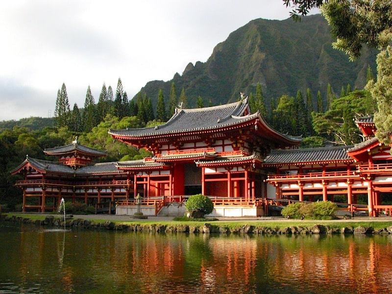 Byodo In Temple Hawaii