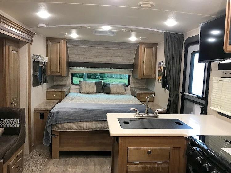 Camper trailer rental austin tx
