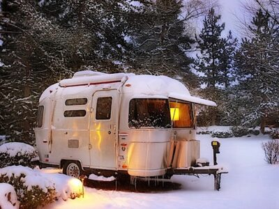 Can Airstreams Be Used for Winter Camping?
