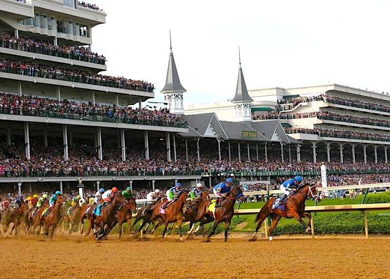 Churchill Downs Louisville KY