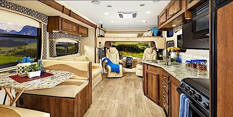 Class A RV Rental Tampa FL
