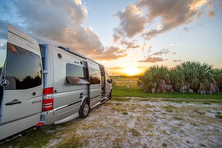 Class B Campervan Rental Tampa